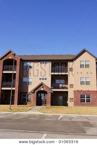 Apartment Building Complex