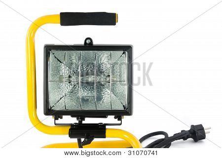 portable floodlight