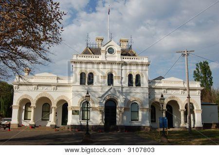 Ayuntamiento de Victoria Clunes