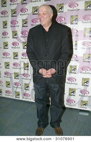 ANAHEIM, CA - MARCH 16: Charles Fox at the 26th annual WonderCon on March 16, 2012 in Anaheim, CA.