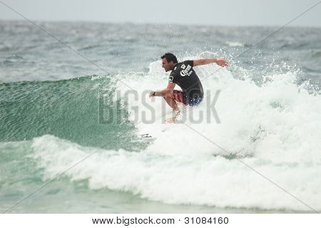 Coolangatta, Australia - Mar 03 : Quicksilver  Pro Asp World Tour, Joel Parkinson During Expression