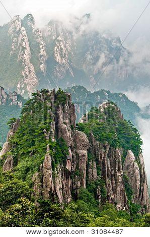 Huangshan Peak