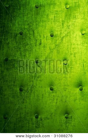 Dull Cushion Texture (greenly green)