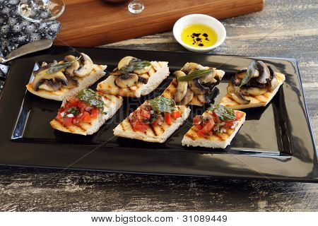 Italian Finger Food