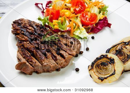 Cooked Cut Of Meat