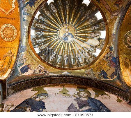 Mosaic Of The Chora Church