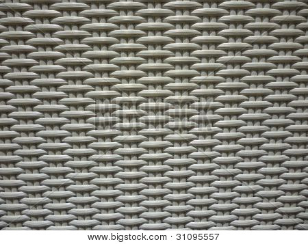 Synthetic rattan Pattern