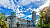 German Museum - Deutsches Museum - In Munich, Germany, The Worlds Largest Museum Of Science And Tech poster