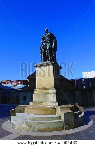 Statue of Prince Albert in Sydney, Australia