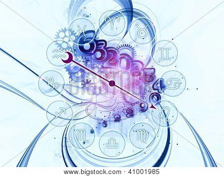Zodiac Mechanism