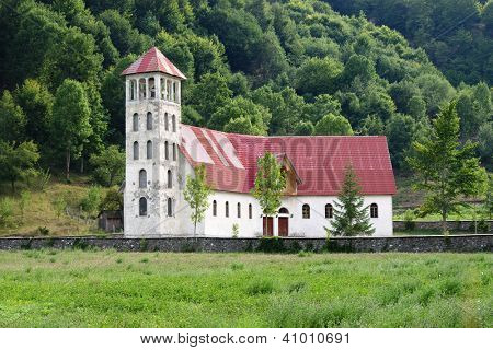 church In Vermosh, Kelmend Commune - Albania