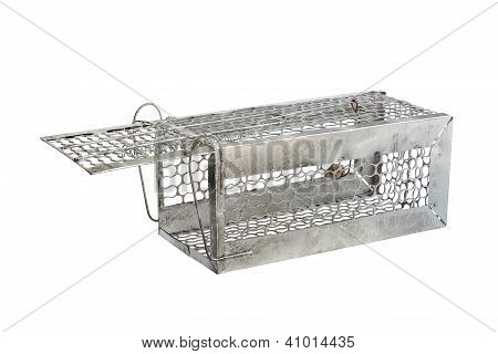 Mousetrap (rat Cage)