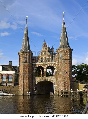 Sneek Gate Waterpoort