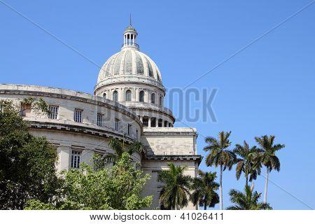 Cuba - Capitolio