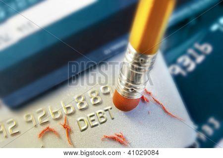 Borrar la deuda