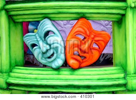 Theater Masken