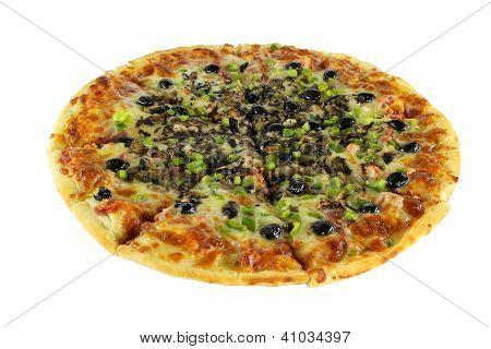 Quattro Stragioni Pizza Complete