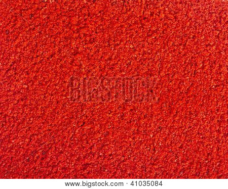 round paprika background texture
