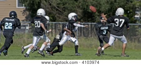 Youth Football Passing