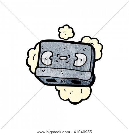 cartoon videotape