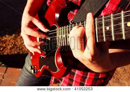 Cosecha de Guitarra