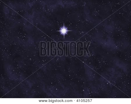 Starfield-Serie: bright Star