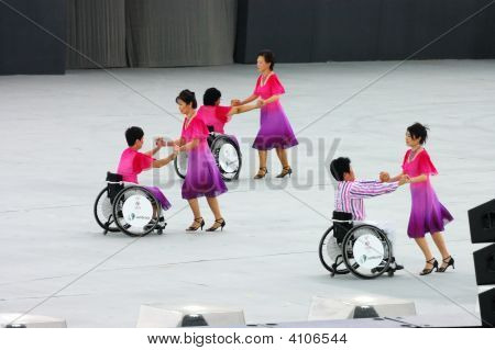 Wheelchair Dancers