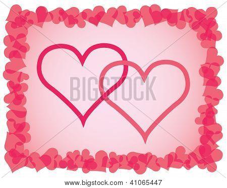 Day Of Valentine Background