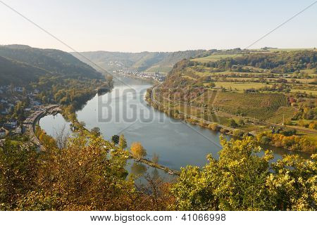 Moselle Valley (Moseltal)