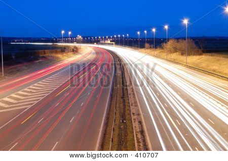 Motorway Night