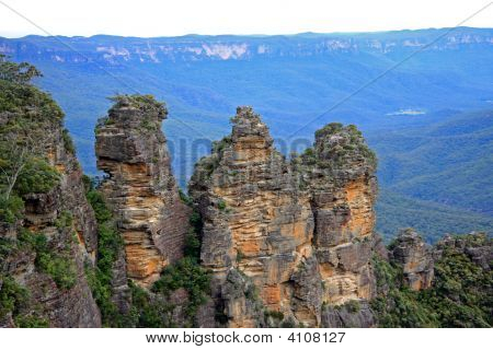 Three Sisters, Nsw, Australia
