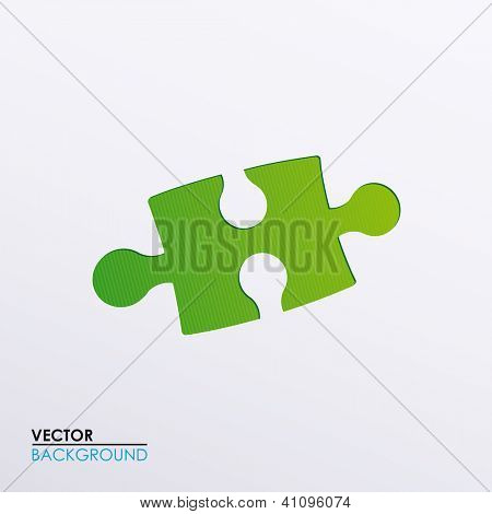 Vector picture puzzle