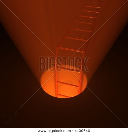 Ladder Hole