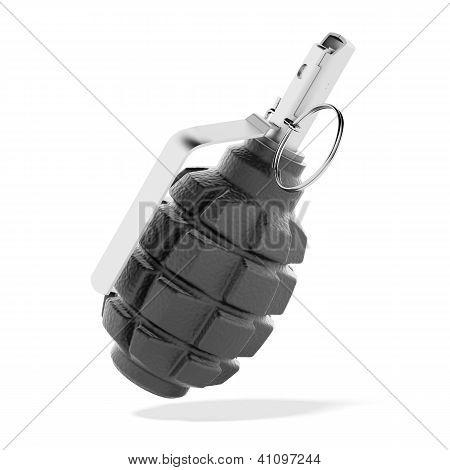 Black grenade