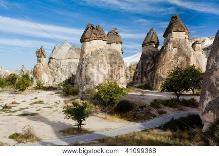 "Group of fairy chimneys ""Pasabagi"""