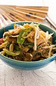 pic of gai  - glass noodles with beef stir - JPG