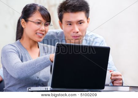 Showing To Partner
