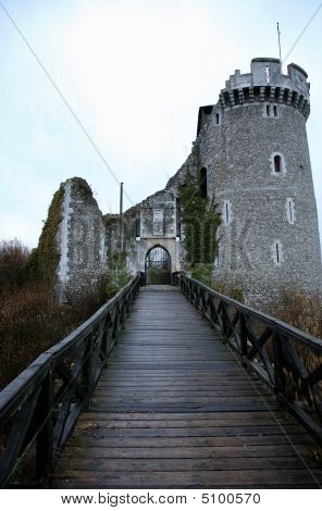 Haunted Castle In France