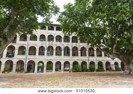 Avignon, Court