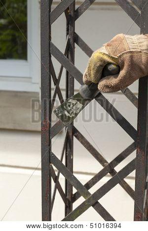 Metal Repairs