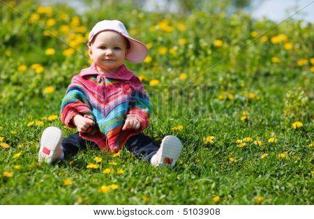 Frühling-baby