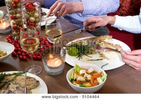 Restaurant Dinner