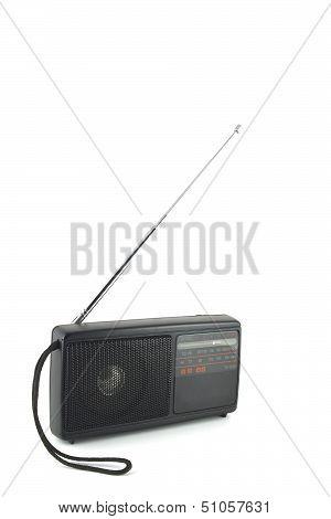 Old Pocket Radio