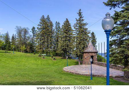 Leif Erikson Park In Duluth