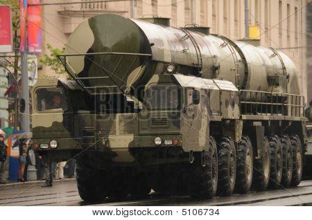 Modern Ballistic Nuclear Rockets