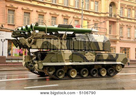 Ballistic Nuclear Missile
