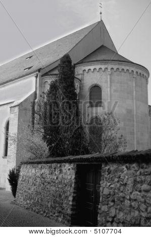 Esquina de la iglesia