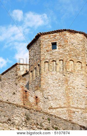 The Castle Of Montebello Di Torriana, Rimini