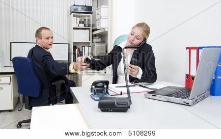 Too Many Calls