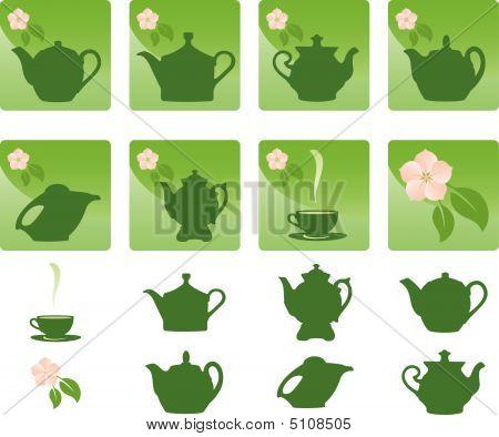 Iconos. Tea.EPS